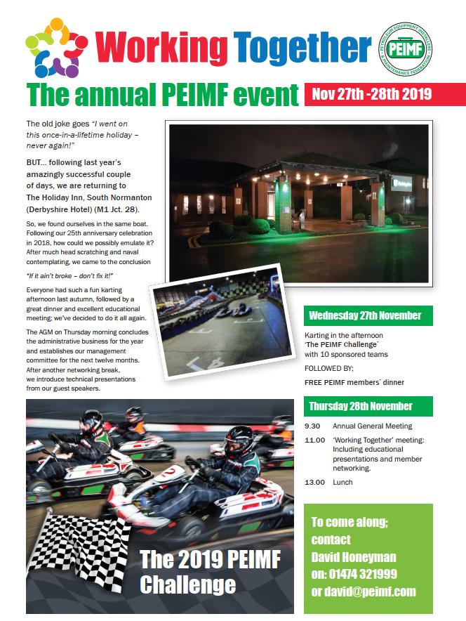 PEIMF Events