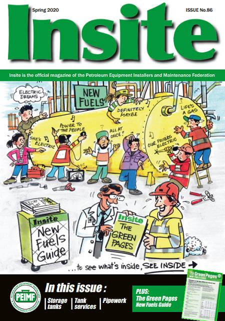 Insite 86 - Spring 2020